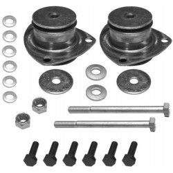 KIT SUPPORTI CABINA IVECO DAILY DAL 2000 ANTERIOREKIT SUPPORTI CABINA IVECO DAILY DAL 2000 ANTERIORE 2996417 42470849
